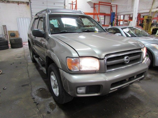 Parting out 2004 Nissan Pathfinder – Stock # 150316 « Tom's Foreign Auto Parts – Quality Used Auto Parts - Every part on this car is for sale! Click the pic to shop, leave us a comment or give us a call at 800-973-5506!