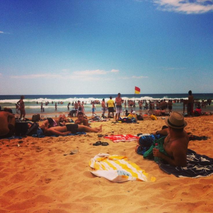 sydney- manly beach