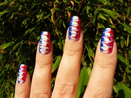 16 best 4 of july nails images on pinterest 4th of july nails 16 gorgeous fourth of july nail art designs you can do yourself solutioingenieria Gallery