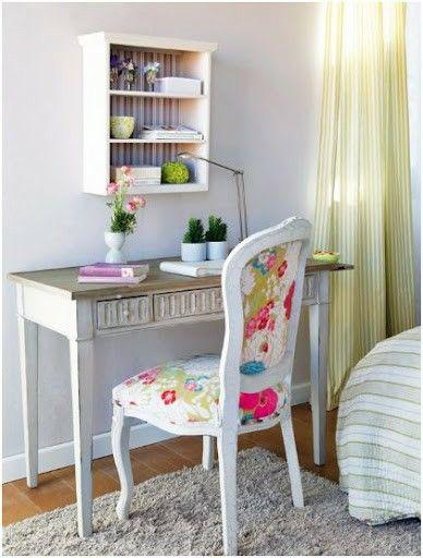 Las 25 mejores ideas sobre silla floreada en pinterest y - Sillas para habitaciones ...