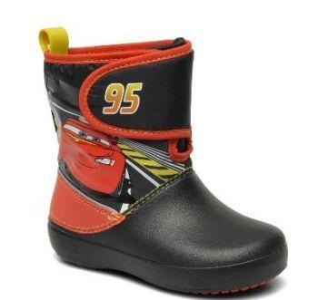 Crocs Kids Boot Winter 2014!