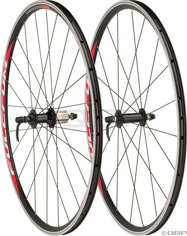 """Looking for quality bike wheels? Fulcrum 7 has proven to be virtually """"bulletproof"""" as the wheel often chosen for everyday use by many savvy riders. It is not lightweight but it is part of the reason why it is so hard wearing."""
