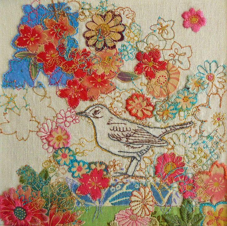 Liz Cooksey - Textitle Artist