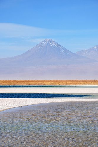 Atacama desert.Chile