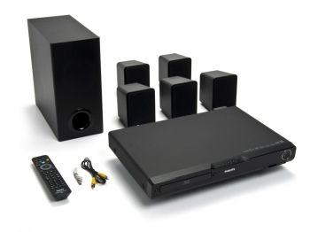 Philips Blu-ray Home Theater Review 2015 | Home Theater in a Box