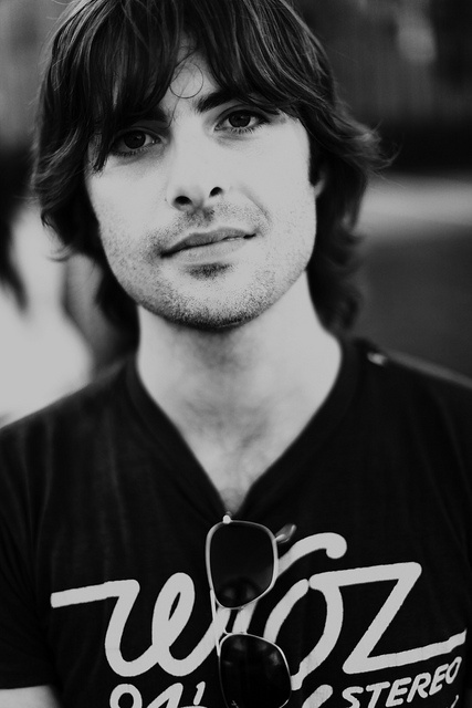 Robert Schwartzman (Jason Schwartzman's brother, he's in the band Rooney. He was also in The Princess Diaries.)