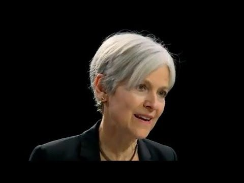 Green Party Presidential Candidate Jill Stein Challenges Lesser Evilism and Safe-State Strategy - YouTube