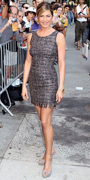 Look of the Day: August 20, 2010 - Jennifer Aniston : InStyle.com