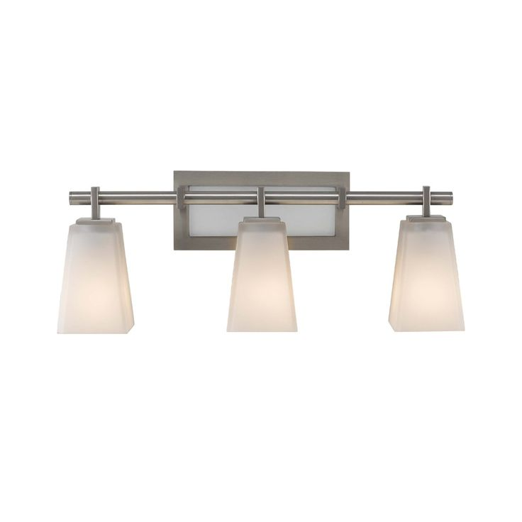 Contemporary murray feiss clayton 22 wide bathroom wall light contemporary bathroom lighting and vanity lighting by lamps plus