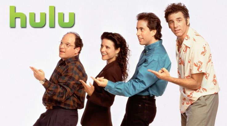 Seinfeld apartment pop-ups campaign for Hulu