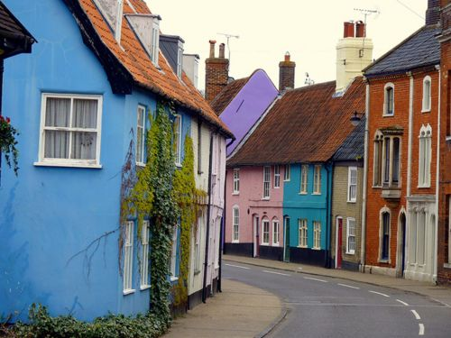 Bungay, Suffolk