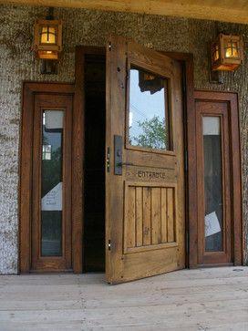 Best 25+ Rustic front doors ideas on Pinterest | Entry doors ...