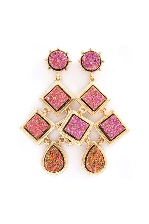 2728 best Earrings images on Pinterest   Chandelier earrings ...
