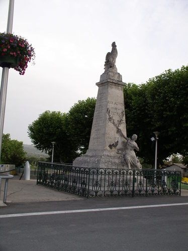 Photos de Peyruis, Monument aux morts Provence