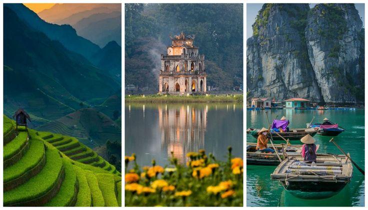 SaPa - Hanoi - Halong