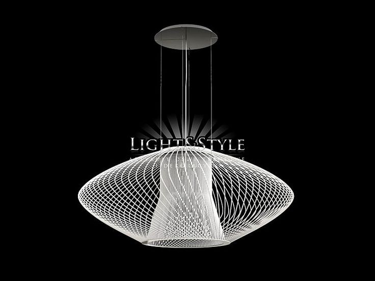 MetalLux IMPOSSIBLE A led zwis - Sklep Light & Style