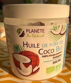 Acheter huile de coco bio pas cher