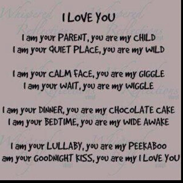 Love: Iloveyou, Sweet, Quotes, I Love You, My Children, Kids, Baby, Boy