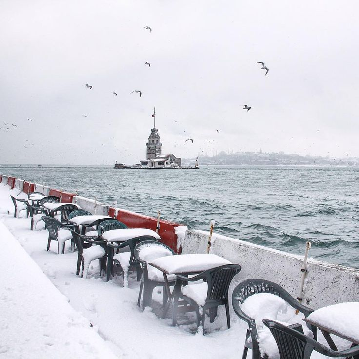 Kız Kulesi-İstanbul By leventert