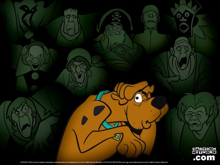 39 best scooby doo images on pinterest make time spirit scooby doo with many villains in the background in this scooby doo wallpaper find the best scooby doo wallpapers at cartoon watcher voltagebd Images