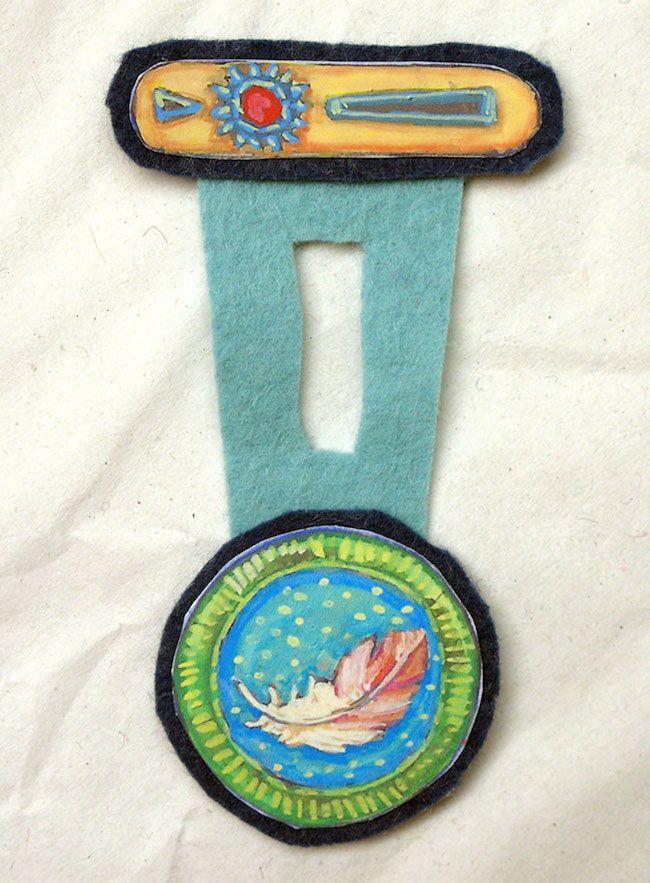 Cómo hacer una medalla de fieltro para premiar a los pequeños de la casa  #diy #handmade #manualidadesinfantiles