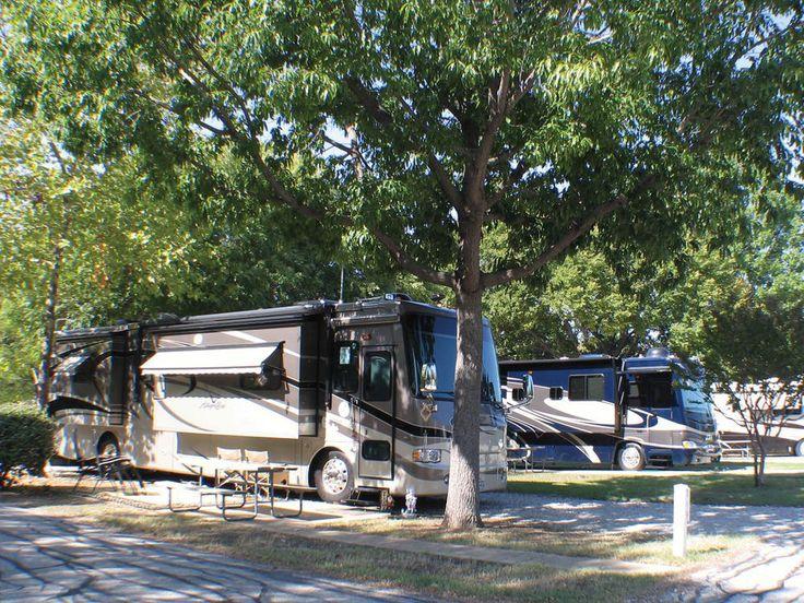 Treetops Rv Resort At Arlington Tx Best Campgrounds Rv