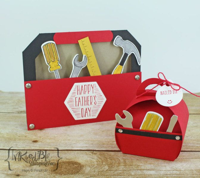 Tool Box Card and Gift