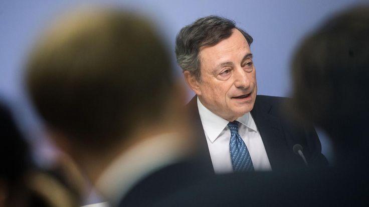 Leitzins bleibt unangetastet: EZB kauft länger Staatsanleihen