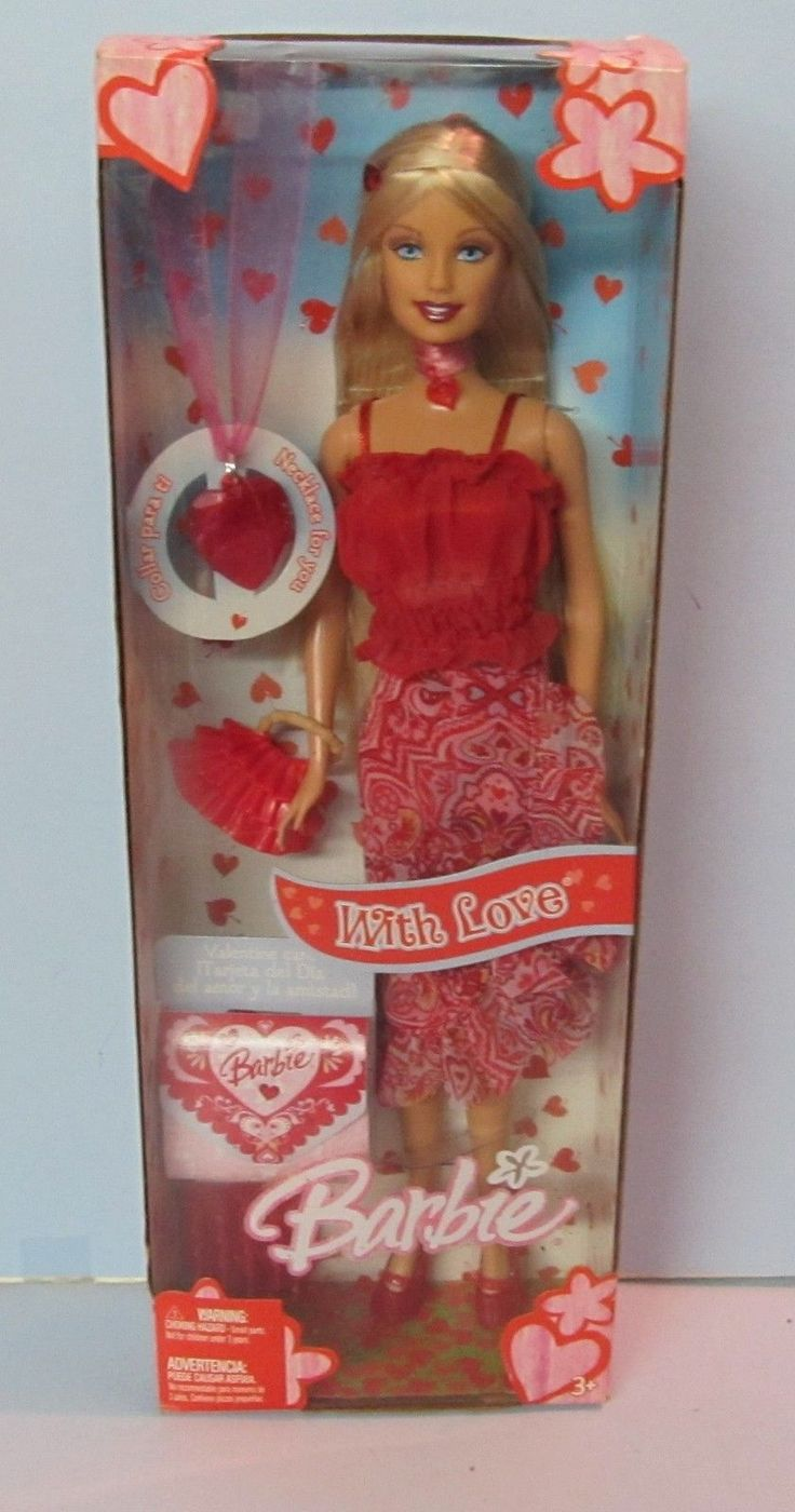 1000+ images about Barbie: Valentine's Day on Pinterest ...