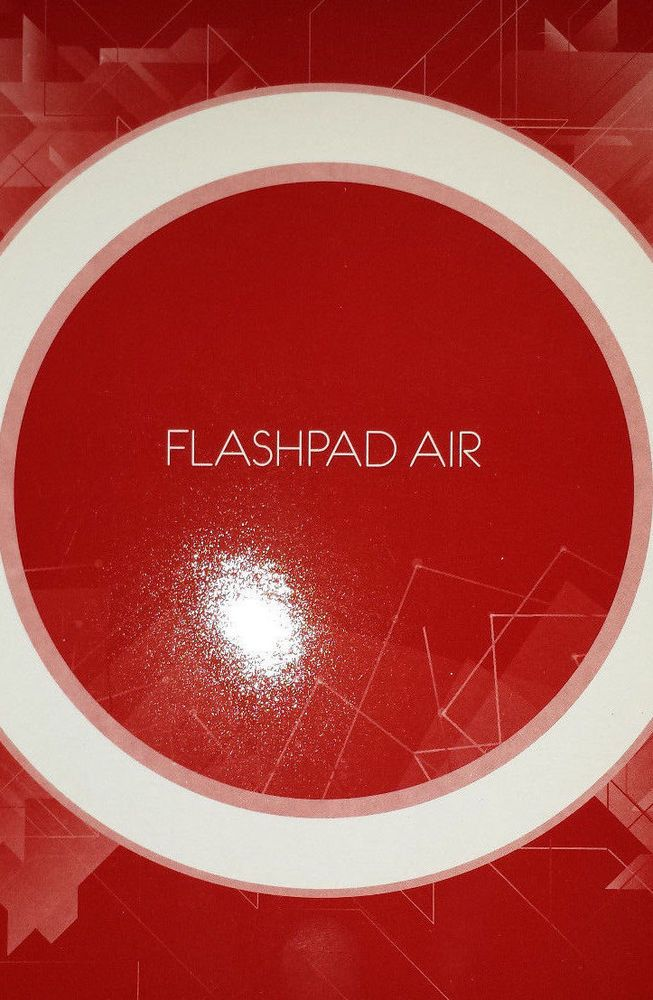 AS SEEN ON QVC!!! FlashPad Air Touchscreen Electronic Game with Lights & Sounds  #Virztex