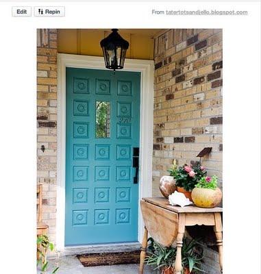 Minimalist Front door painting tips use vaseline in doorway so it won t stick In 2019 - Latest outside door paint Photo