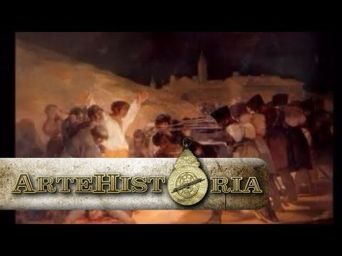 Los fusilamientos del tres de mayo por Goya - Arte e historia de España - Videos - Fundación para la Difusión de la Lengua y la Cultura Española