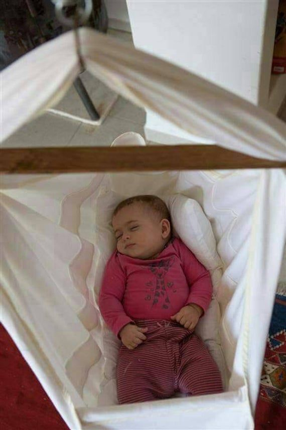 SALE!-Hammock,rocking crib-Gift for Newborn, Baby shower, Baby