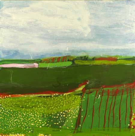 Patrick Grieve Farm, Forth River Valley 2004
