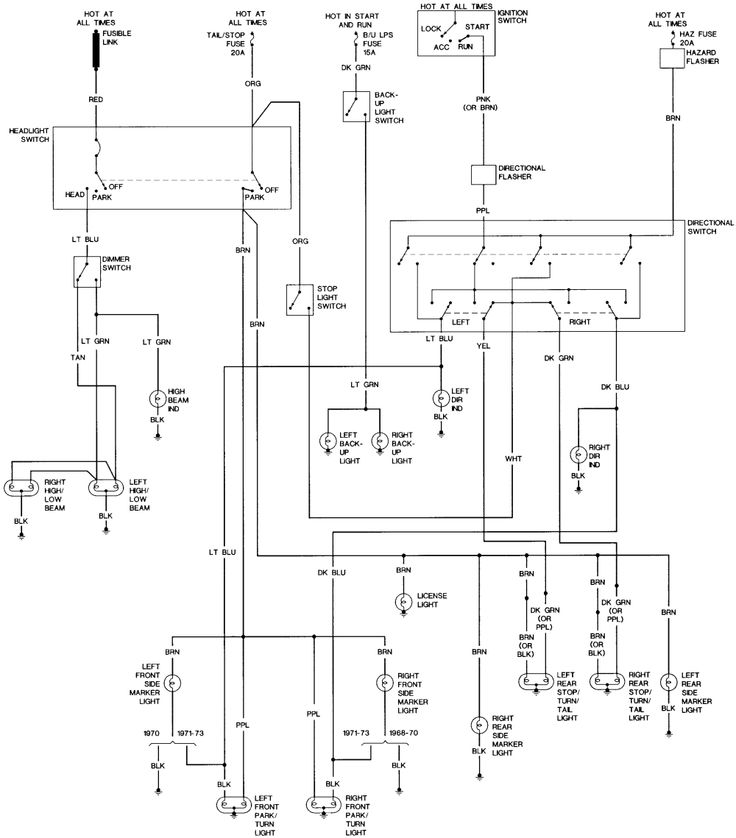 Gm Express Turn Signal Wiring Diagram Need The Wiring Diagram For The Headlights Flashers Turn Diagram Headlights Chevy