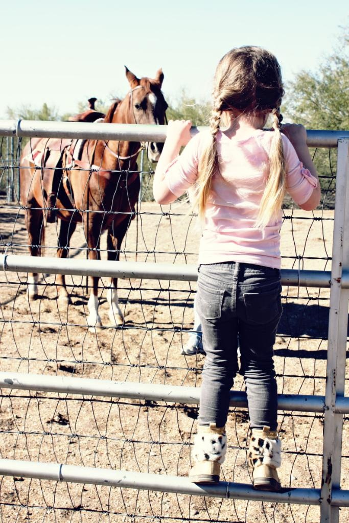 the forever bond between a girl and her horse
