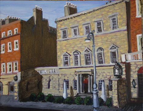 Joseph M Dunn, the Hugh Lane Gallery Dublin Ireland on ArtStack #joseph-m-dunn #art