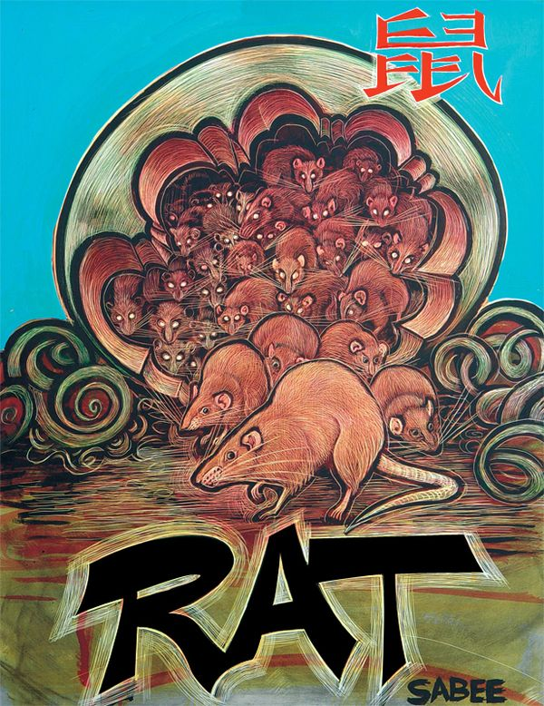42 Best Chinese Zodiac Rat Images On Pinterest Chinese Zodiac