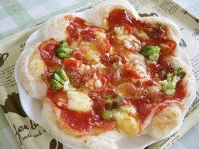 フライパンでピザ餅★簡単