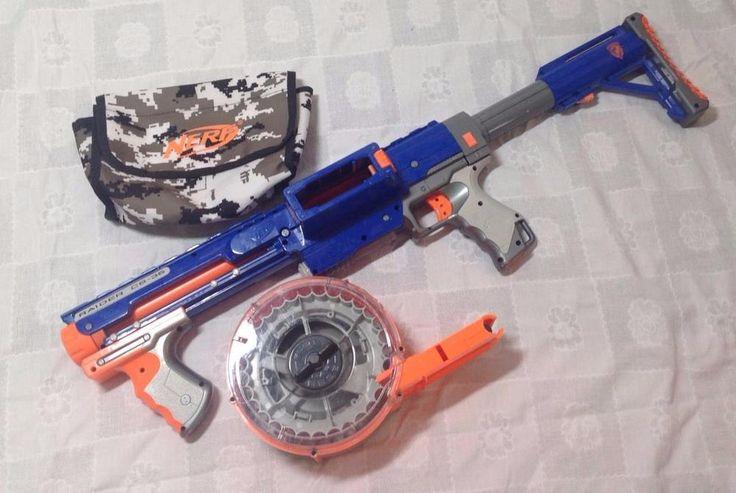 raider cs 35 nerf gun instructions