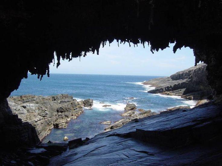 Admiral's Arch - Kangaroo Island. We went here too!