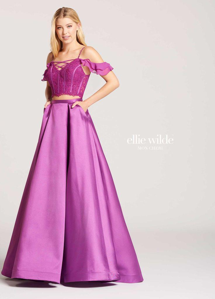 45 best Ellie Wilde for Mon Cheri images on Pinterest | Formal ...