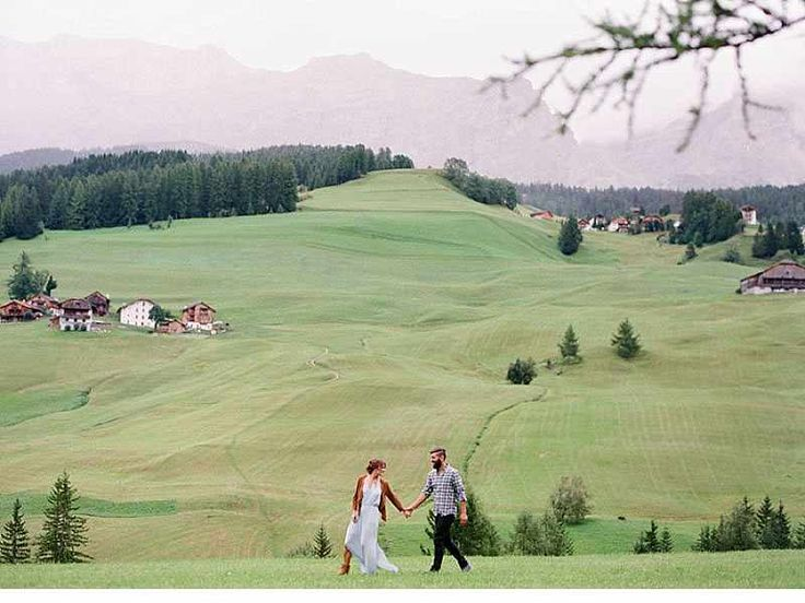 Idyllisches Verlobungs-Picknick von Tulle and Grace Photography