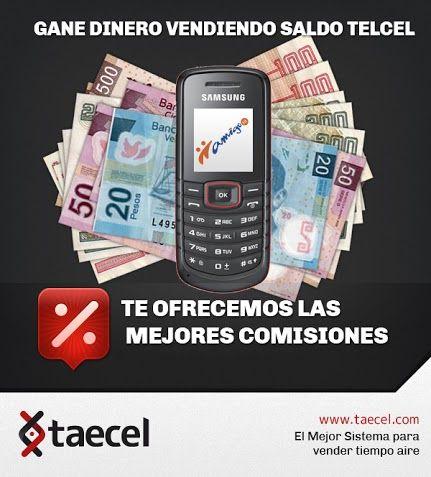 Te ofrecemos las mejores comisiones   #celular #recargas #telcel #negocios #Pymes http://www.pinterest.com/pin/520