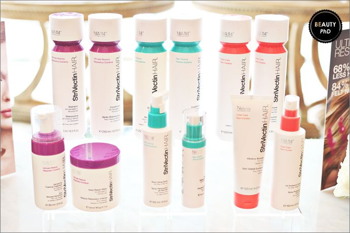 StriVectin Hair Event [Colette Grand Cafe]