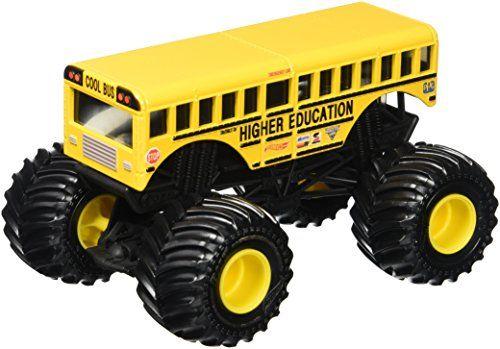Hot Wheels Monster Jam 1 24 Higher Education Hot Wheels