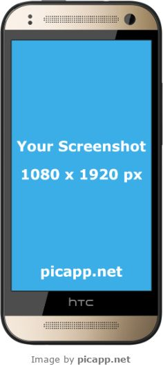 Place your app screenshot in this image with just one click. How? With Picapp.net, an online tool which makes your life easier. And the good part of Picapp.net : in low quality it's free to download your work in PC. If you want to download in high quality you need to pay just $5.  #nobackground #htcGold #mock #htc #HTCOneM8