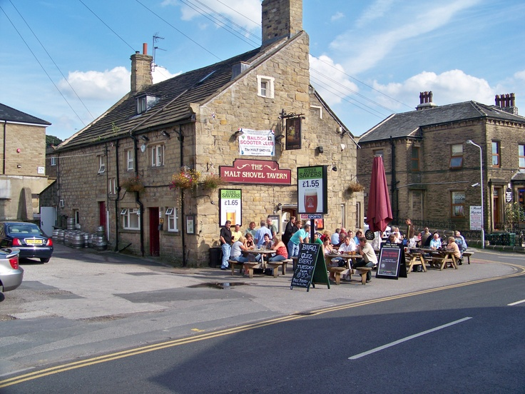 The Malt Shovel Tavern, Baildon, United Kingdom