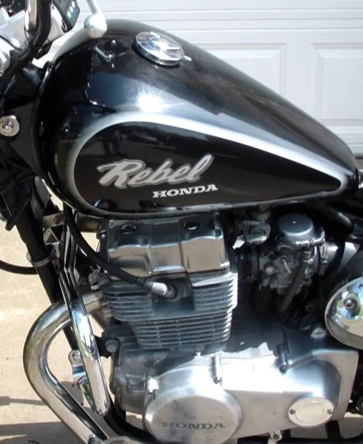 1986 honda rebel 250 service manual