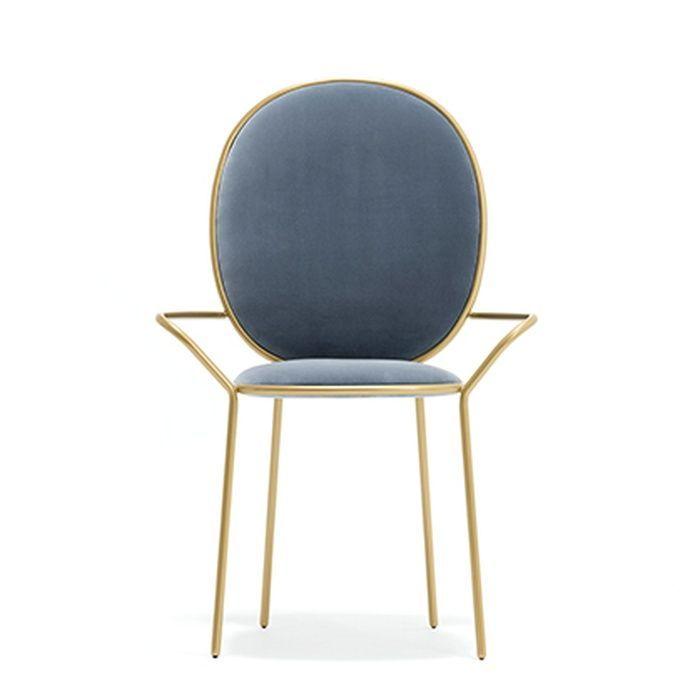 'stay' dining armchair - nika zupanc